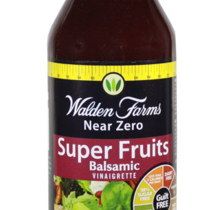 Super Fruits Balsamic Vinaigrette » Walden Farms » View our products at Walden Farms