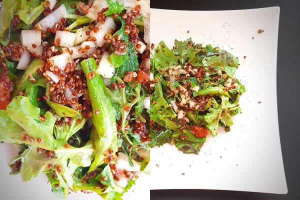 Zesty Quinoa salad