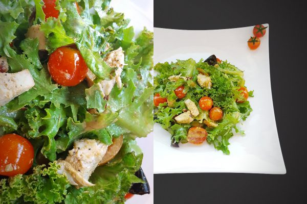 Chicky Mix Salad