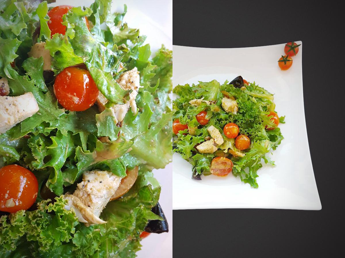 Chicky Mix Salad
