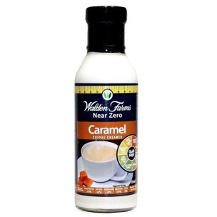 Caramel coffee creamer - Walden Farms